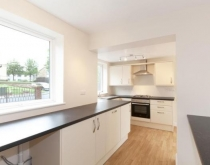 Nottingham Plastering Services Kitchen Project 1
