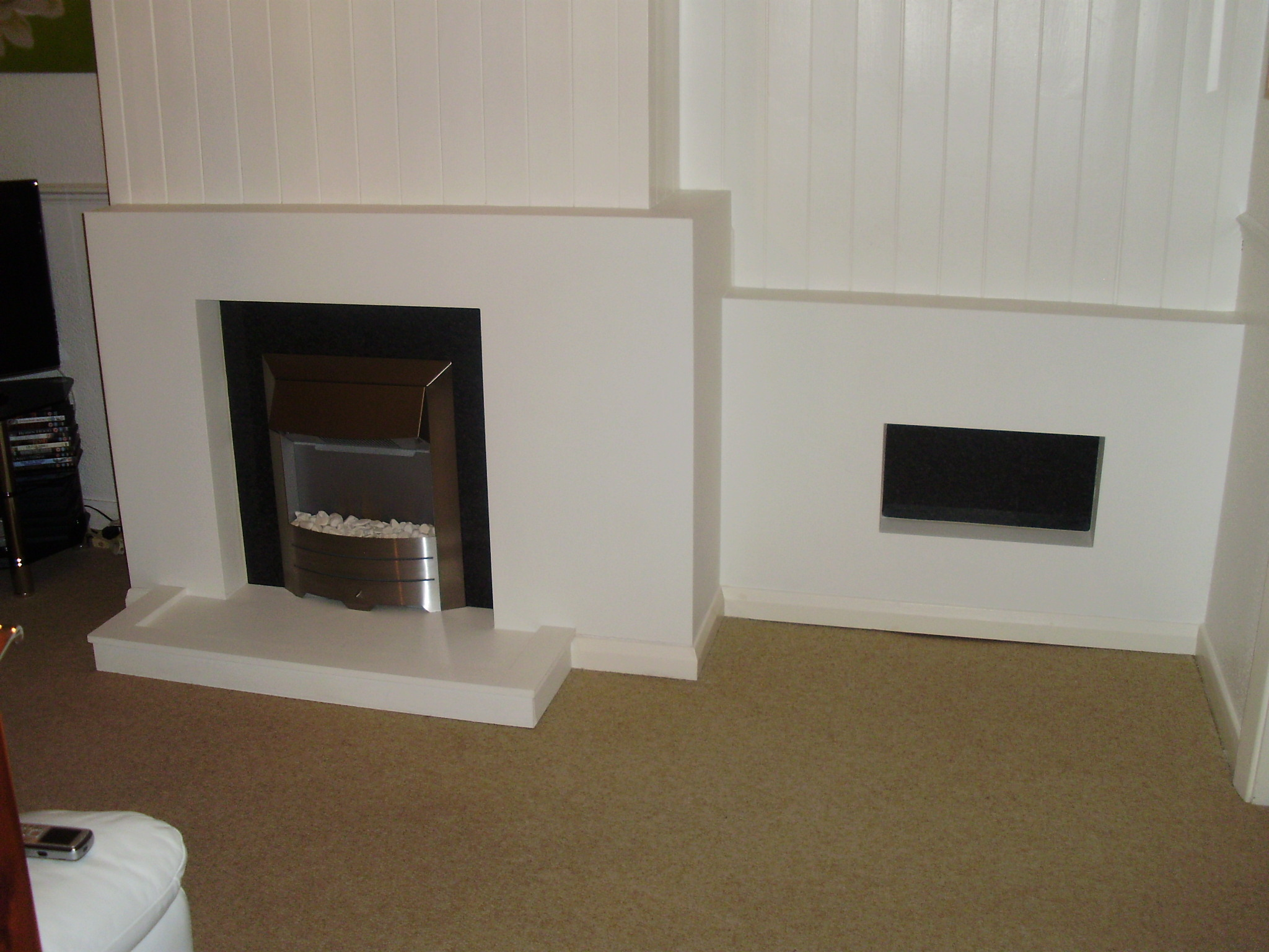 Nottingham Plastering Fireplace 2