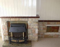 Nottingham Plastering Fireplace 1